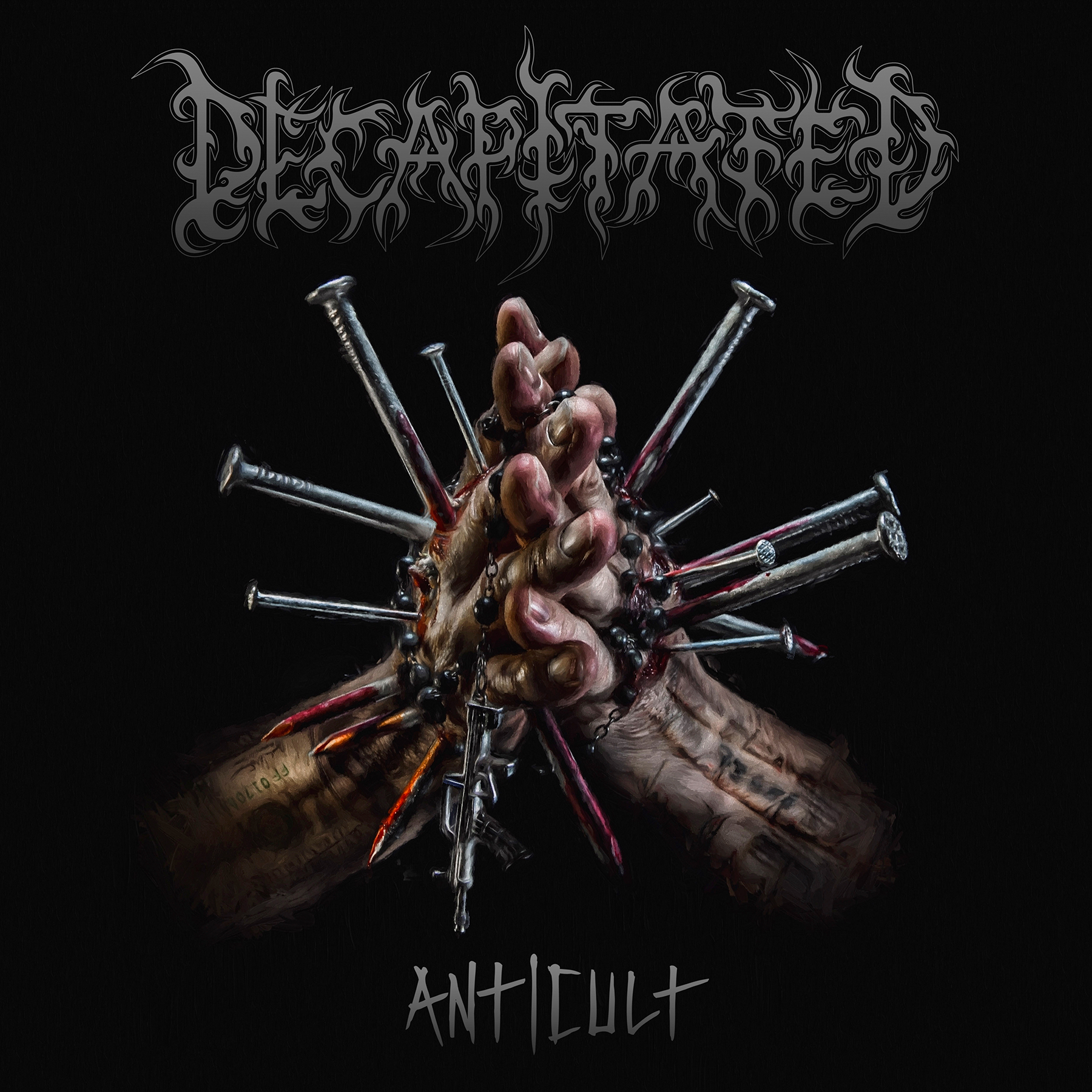 Decapitated Discography And Music Decapitated Anticult The Images, Photos, Reviews