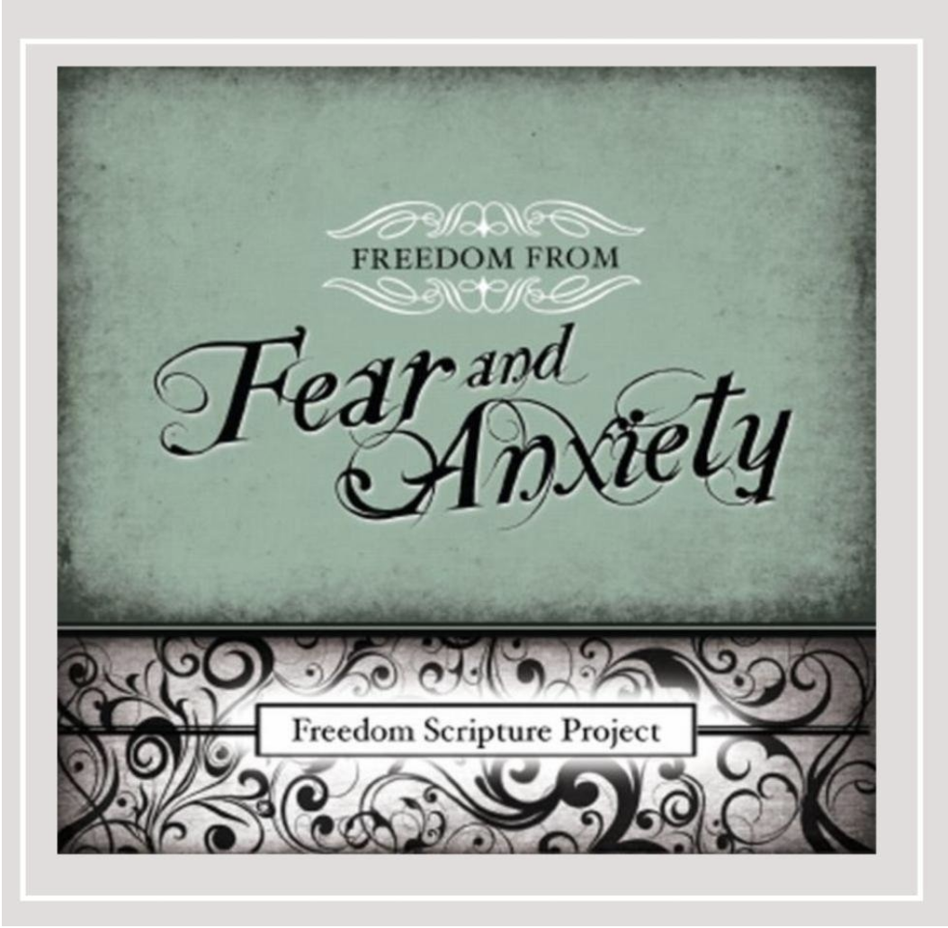 Freedom from Fear and Anxiety – Audio CD