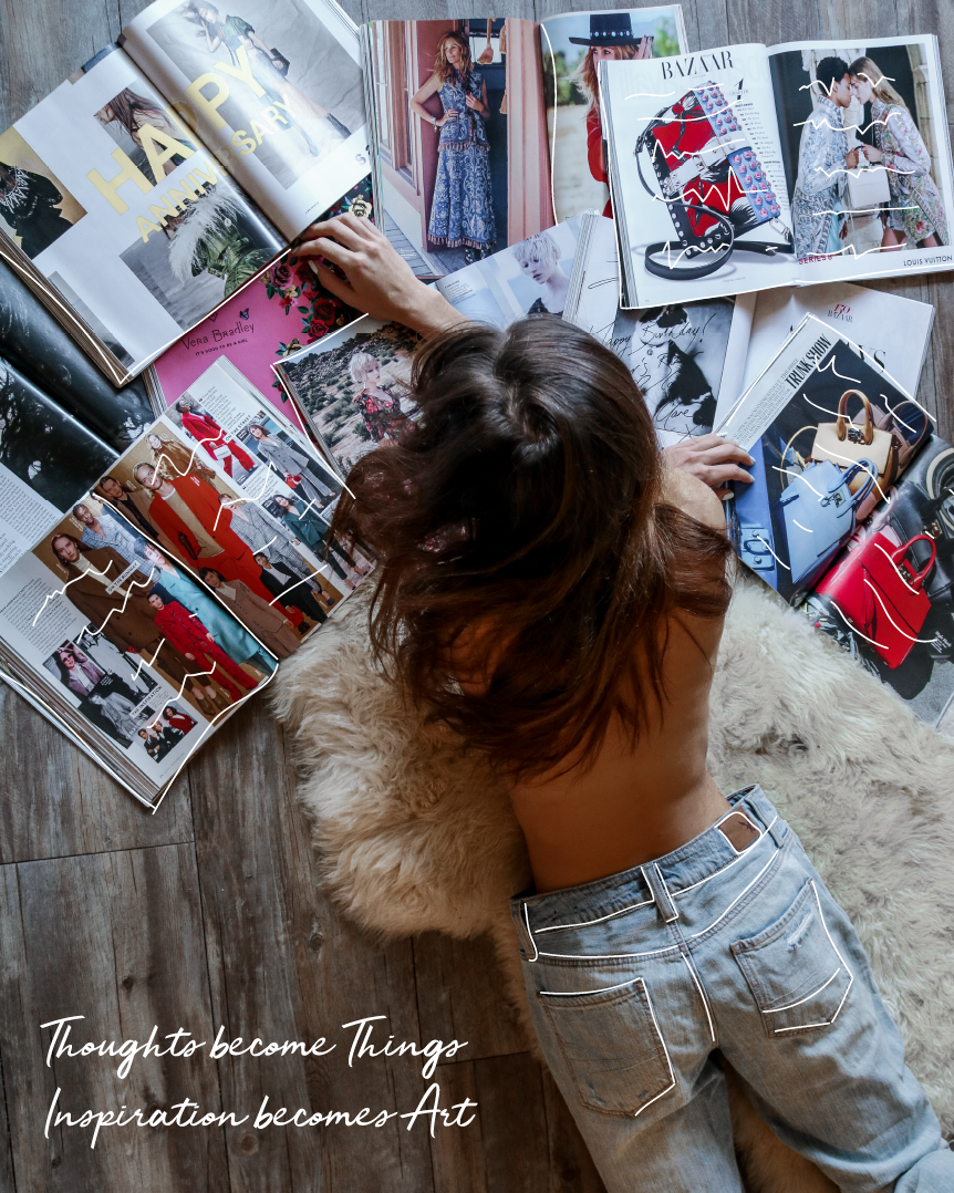 The Hungarian Brunette - Where I get my inspiration for blog posts
