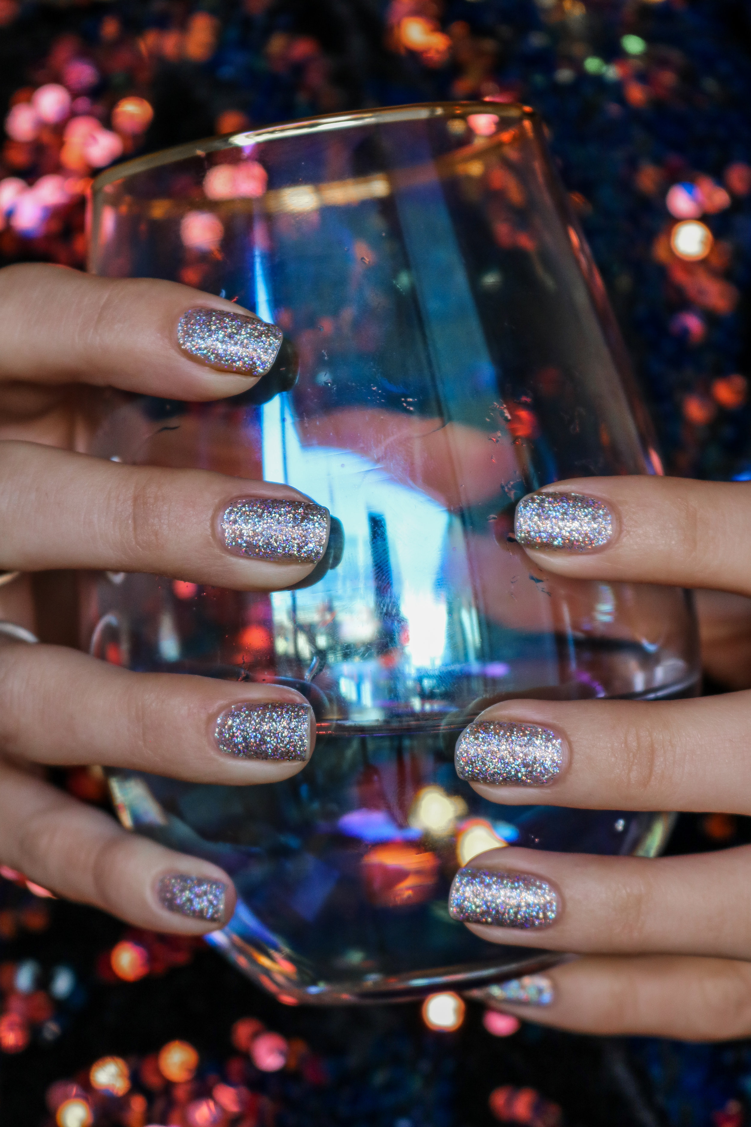 The Hungarian Brunette holographic nails for the holidays (3 of 5).jpg