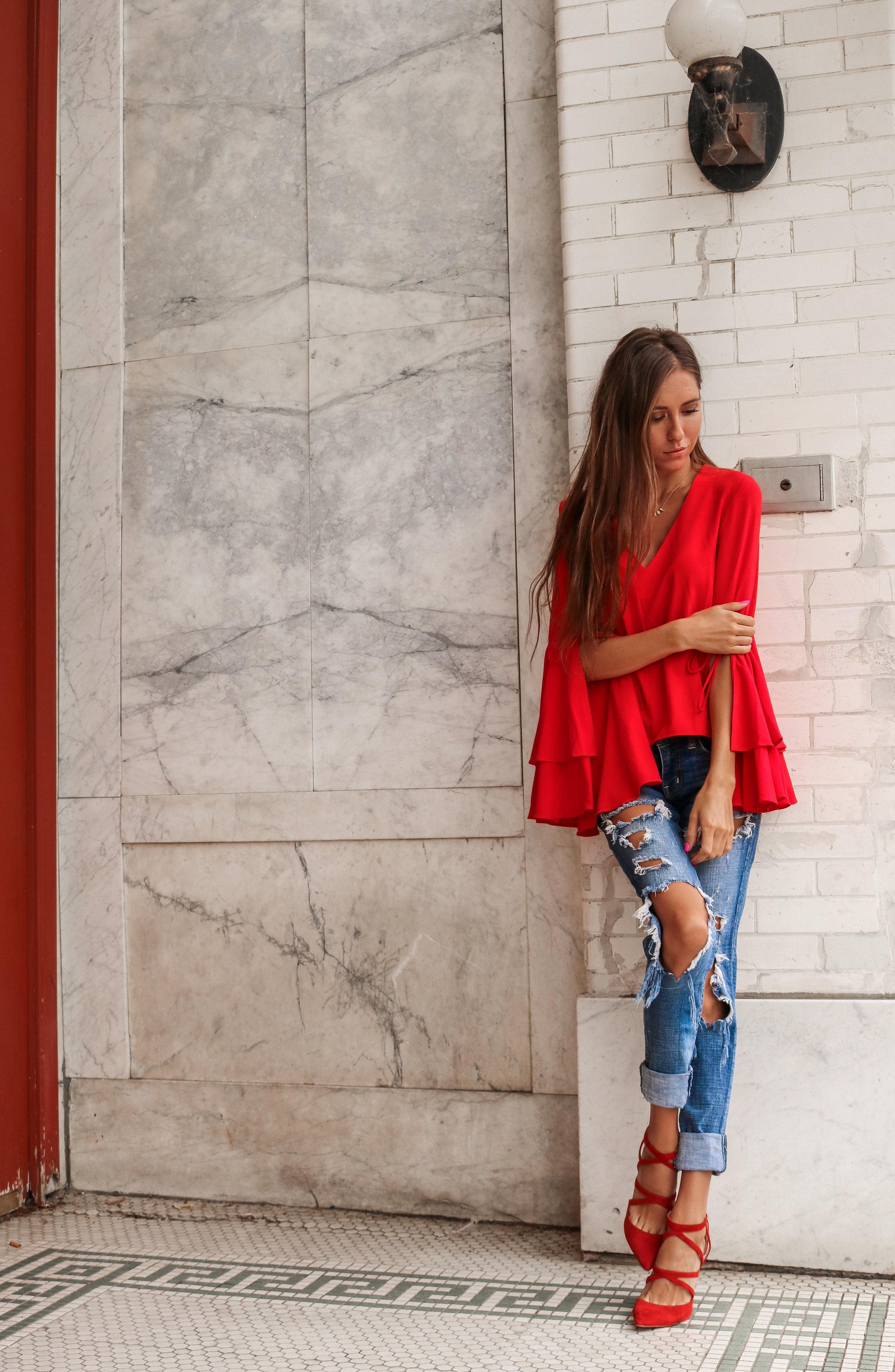 The Hungarian Brunette OOTD red (3 of 3).jpg