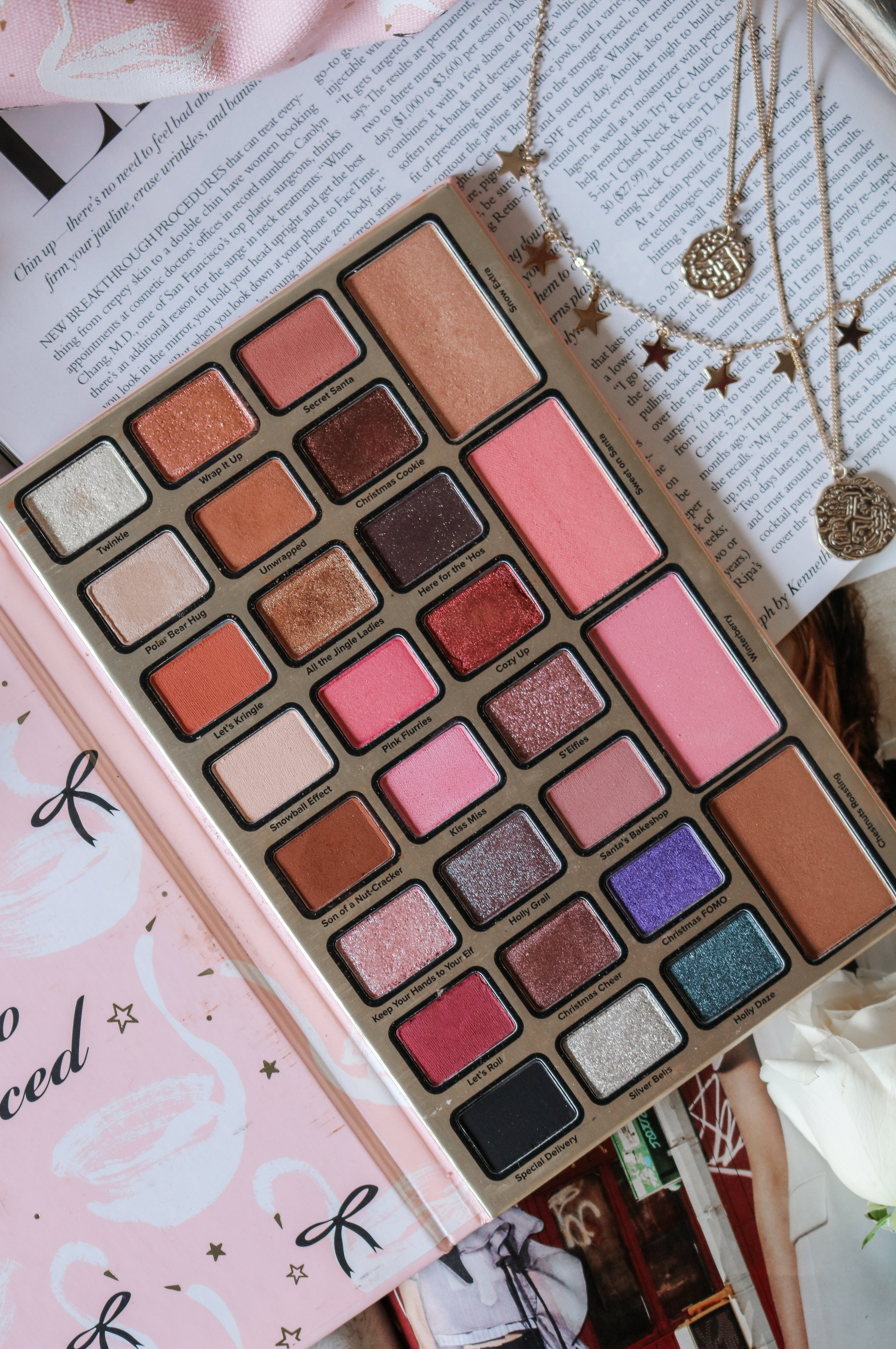 The Hungarian Brunette Too Faced Dream Queen Makeup collection review (2 of 3).jpg