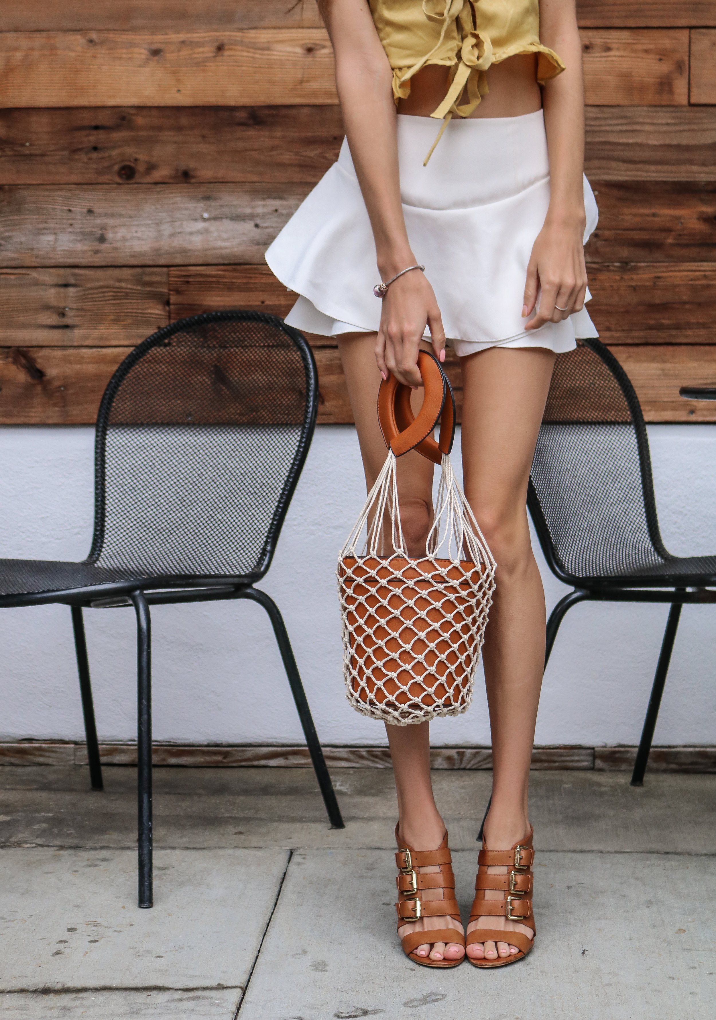 The Hungarian Brunette the best caramel coloured shoes and bags for a summer vacation vibe