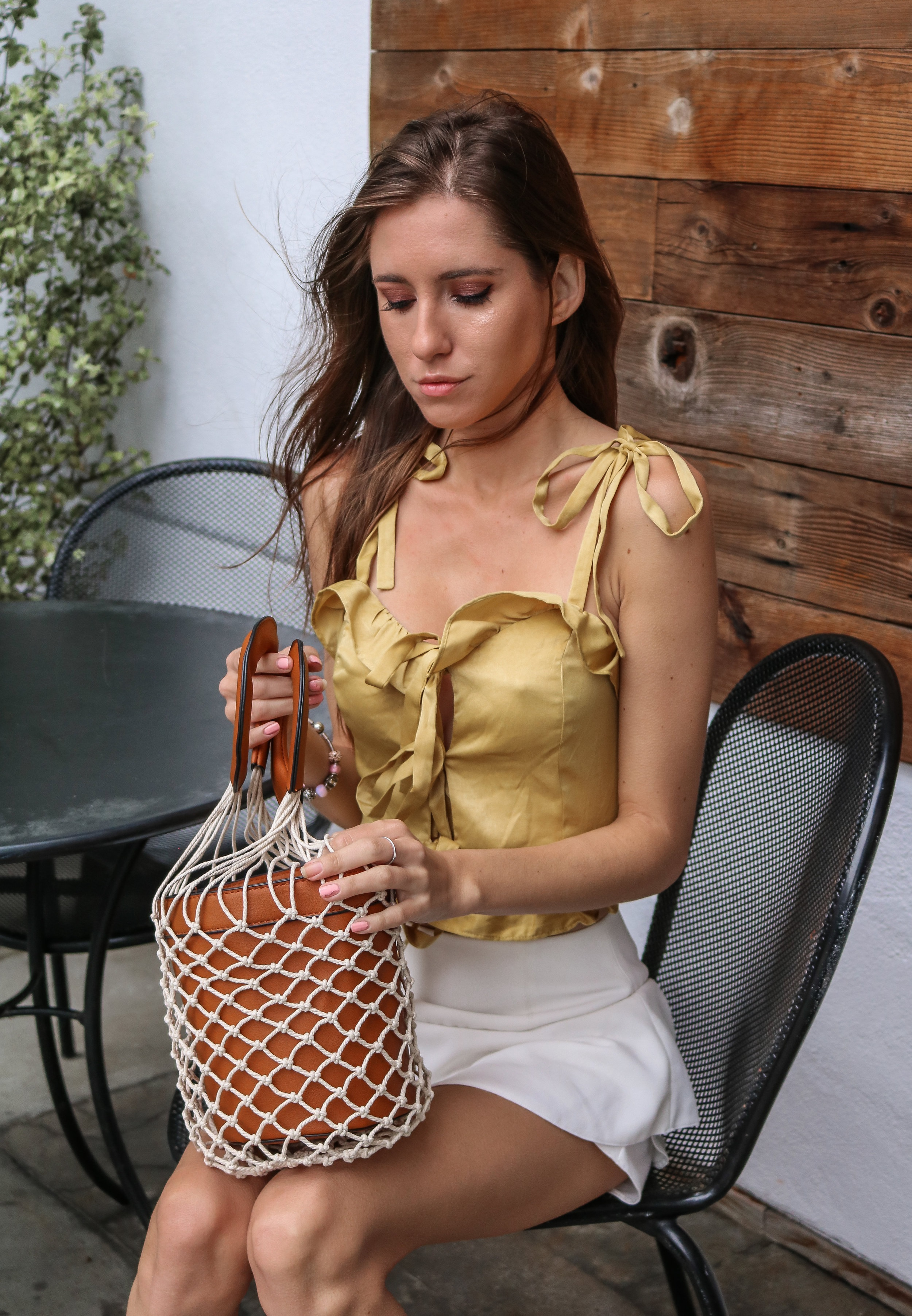 The+Hungarian+Brunette+Yellow+satin+top+and+net+bag+%286+of+12%29.jpg