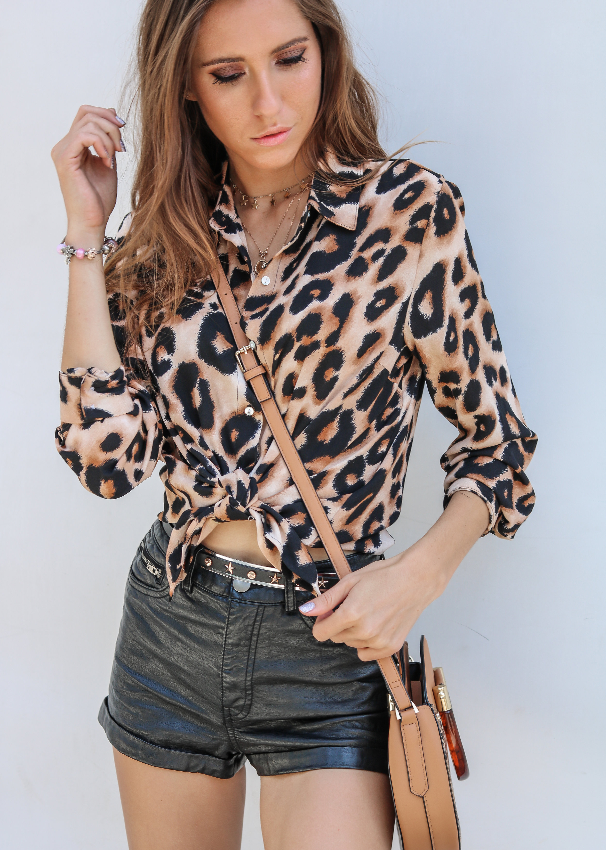 The Hungarian Brunette MY FAVOURITE WAYS TO BRING LEOPARD PRINT INTO SUMMER