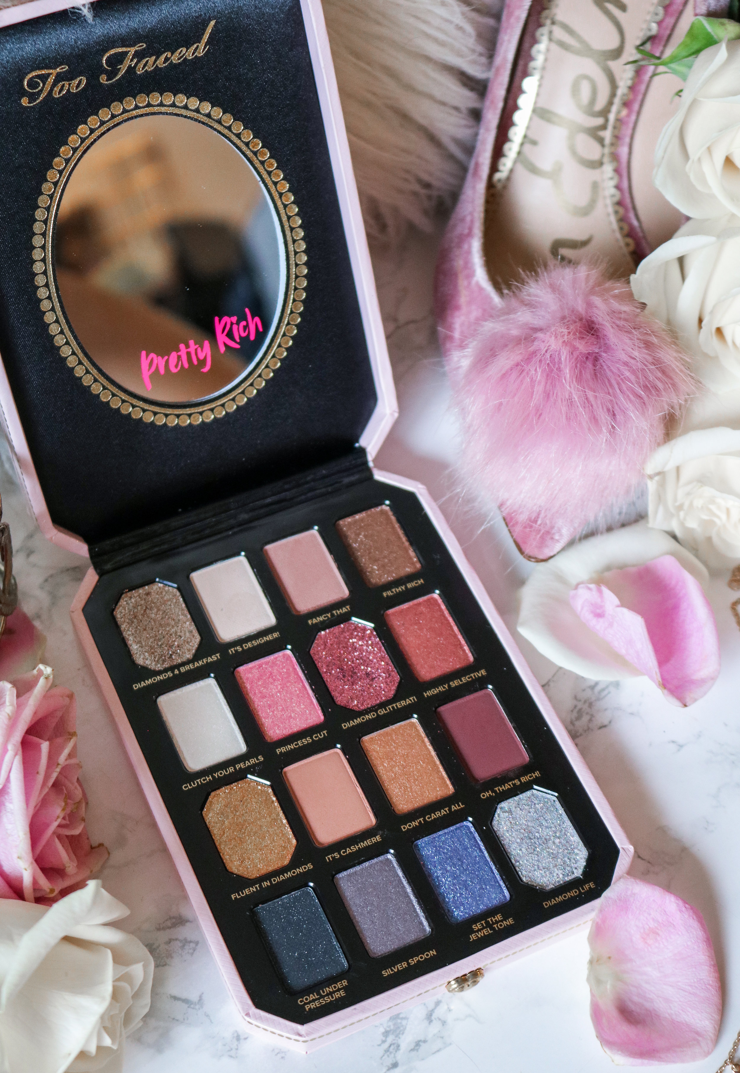 The Hungarian Brunette Too Faced Pretty Rich Palette review (2 of 5).jpg