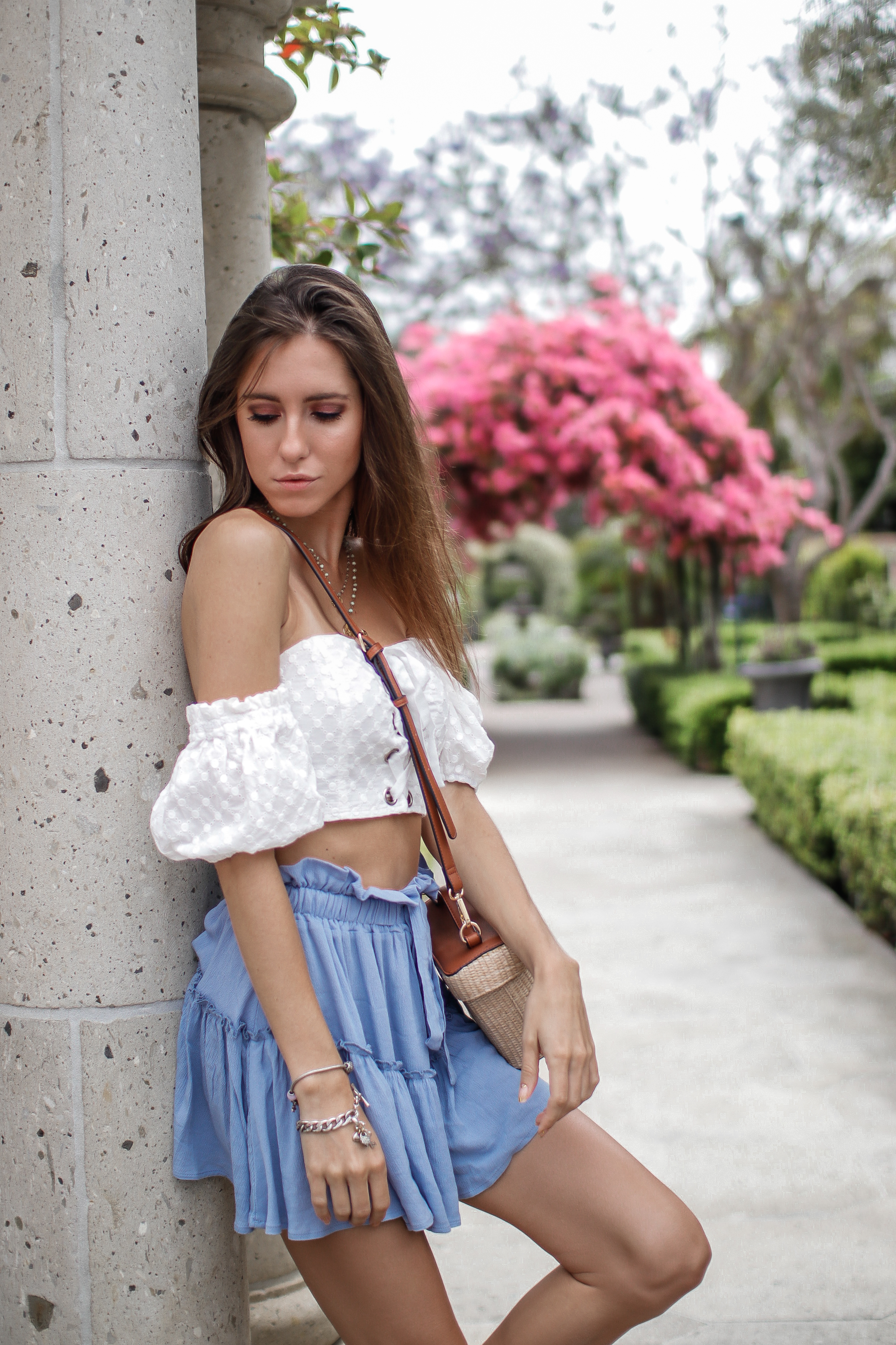The Hungarian Brunette - Outfit Inspo: Picnic b*tch vibes