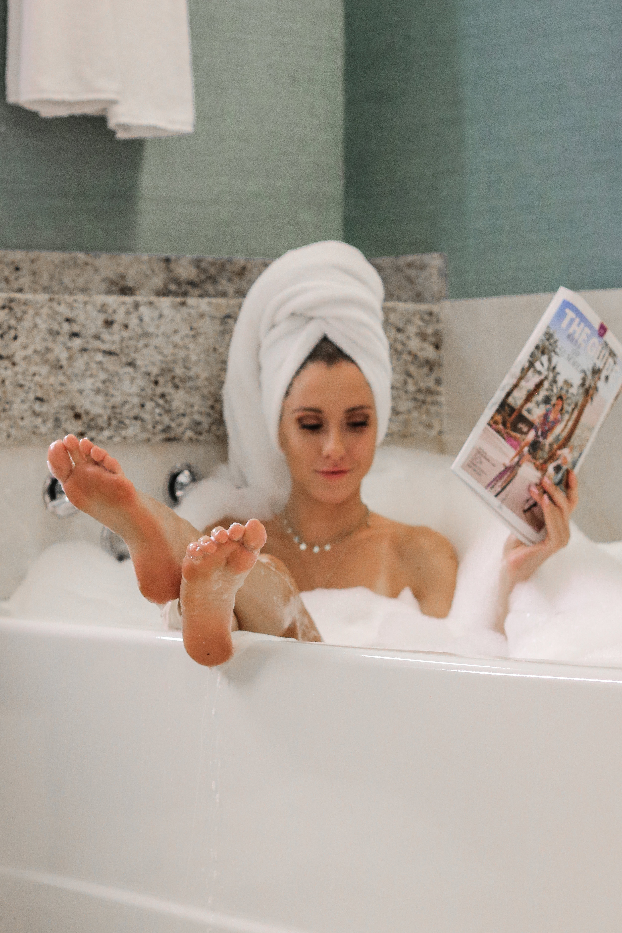 The Hungarian Brunette 4 beauty and self care habits that I picked back up that really make a huge difference