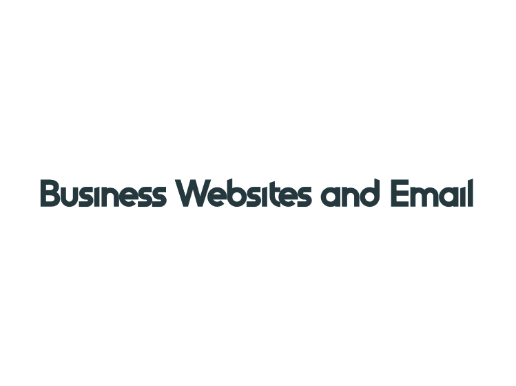 bussiness websites and email.PNG