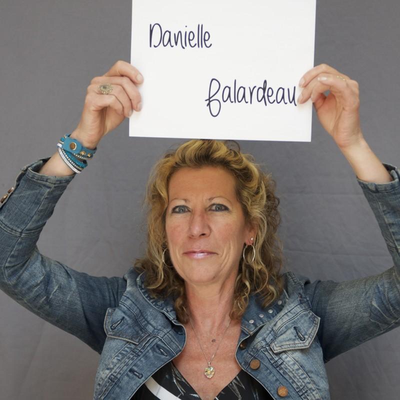 Danielle Falardeau  Technicienne comptable   slo.admin@videotron.ca