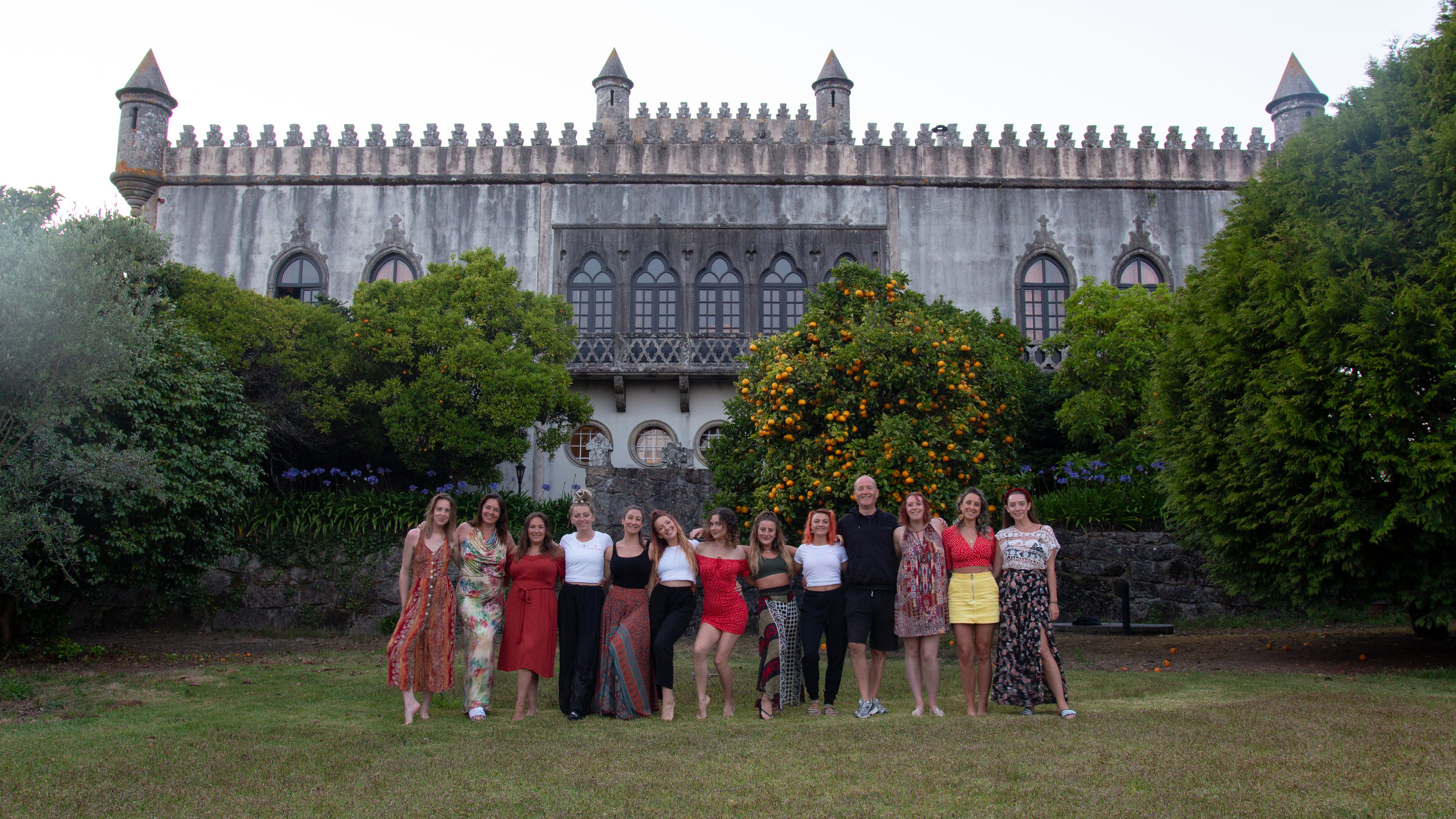 Santa Marta Castle Retreat -