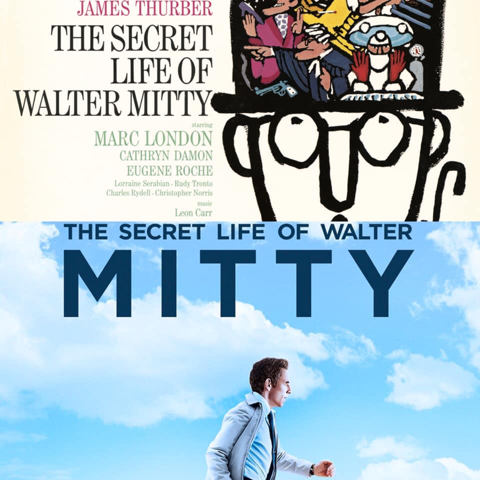 Secret Life of Walter Mitty -