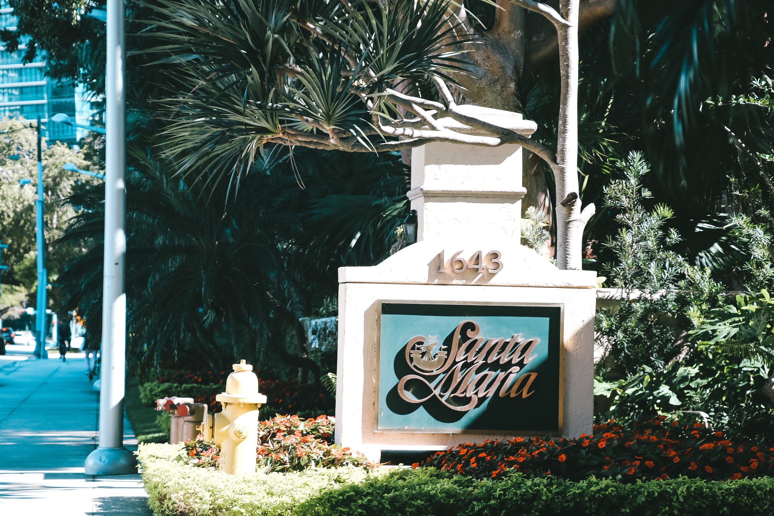 Santa Maria - Address: 1643 Brickell Avenue, Miami, FL 33129Number of Units: 174Info: Michael Harned