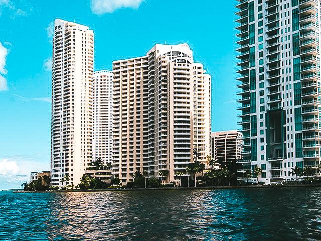 One Tequesta Point - Address: 888 Brickell Key Drive, Miami, FL 33131Number of Units: 288Info: Liz Carnot