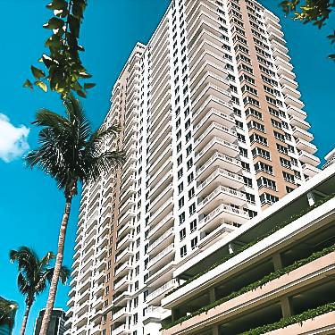 Courts at Brickell Key - Address: 801 Brickell Key Blvd., Miami, FL 33131Number of Units: 319Info: Cesar Garcia