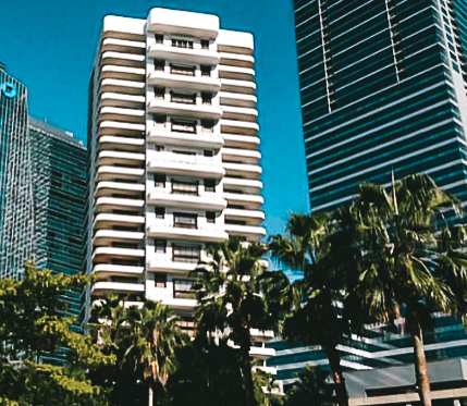 Brickell East - Address: 151 SE 15 Road, Miami, FL 33129Number of Units: 65Info: Angel Vallejo, CAM, Property Manager
