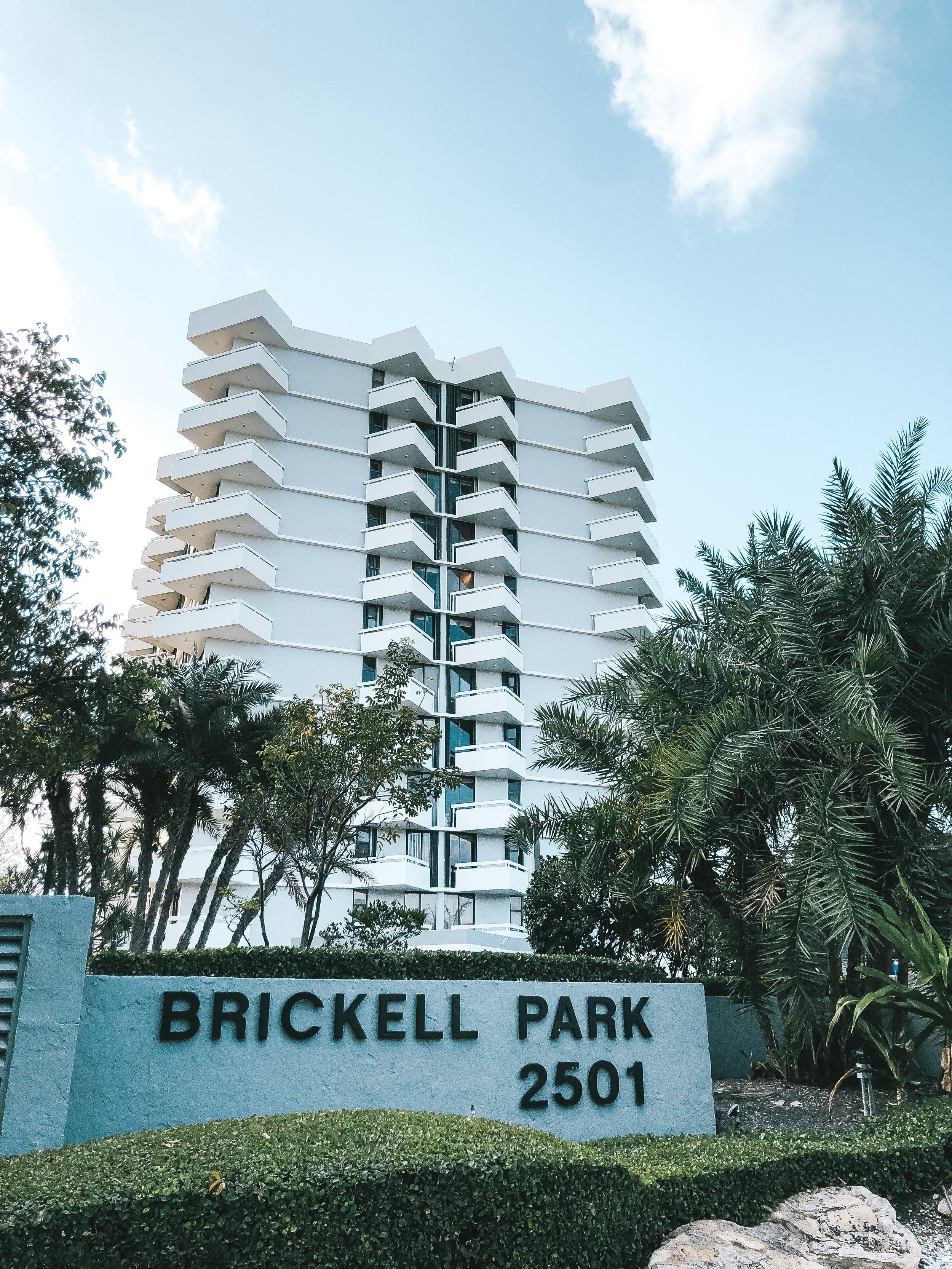 Brickell Park - Address: 2501 Brickell Avenue, Miami, FL 33129Number of Units: 99Info: Gloria Blasini, President | Dorys Fermin, Manager