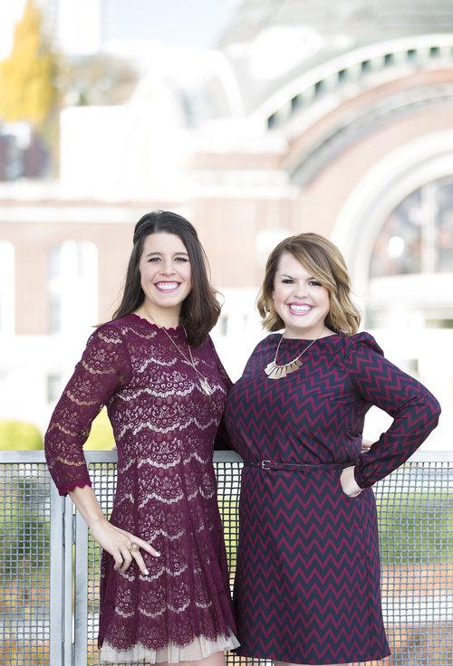Lori Losee (right) & Lisa Owens (left)