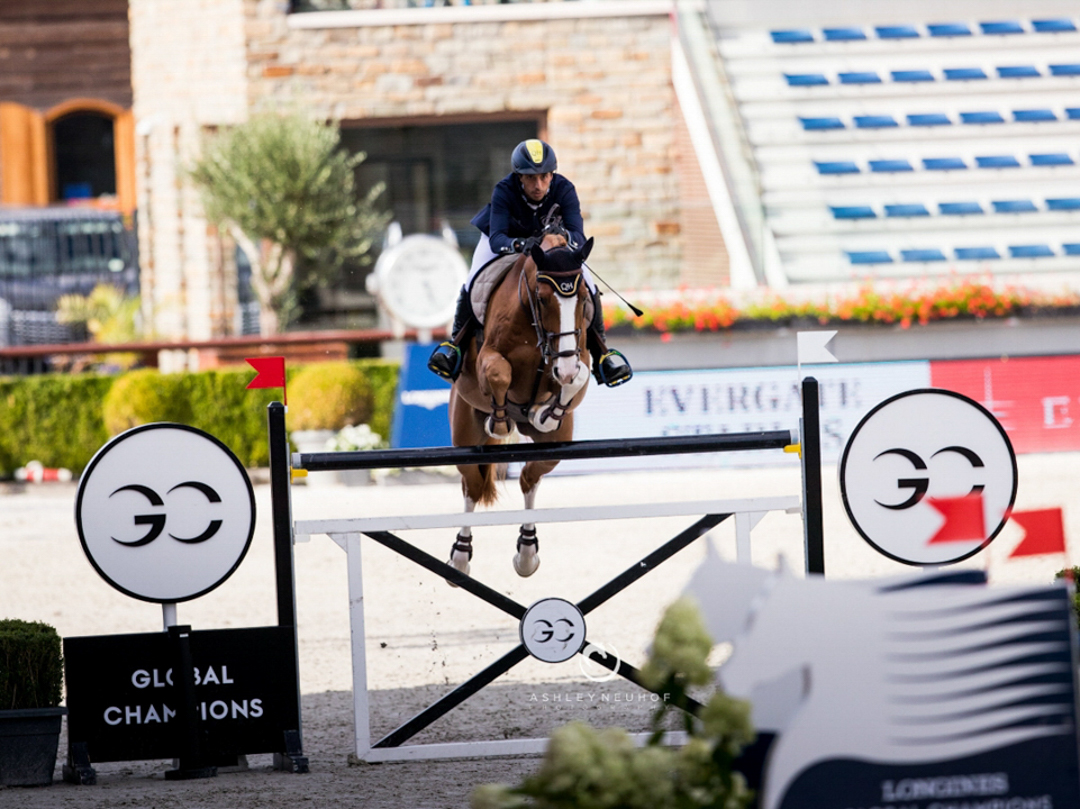 Yuri Mansur and Inferno at GCL Valkenswaard. Photo by Ashley Neuhof Photography.