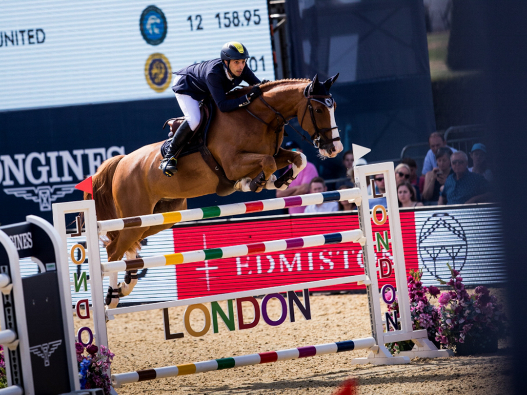 Yuri Mansur and Inferno at GCL London. Photo by Ashley Neuhof Photography.