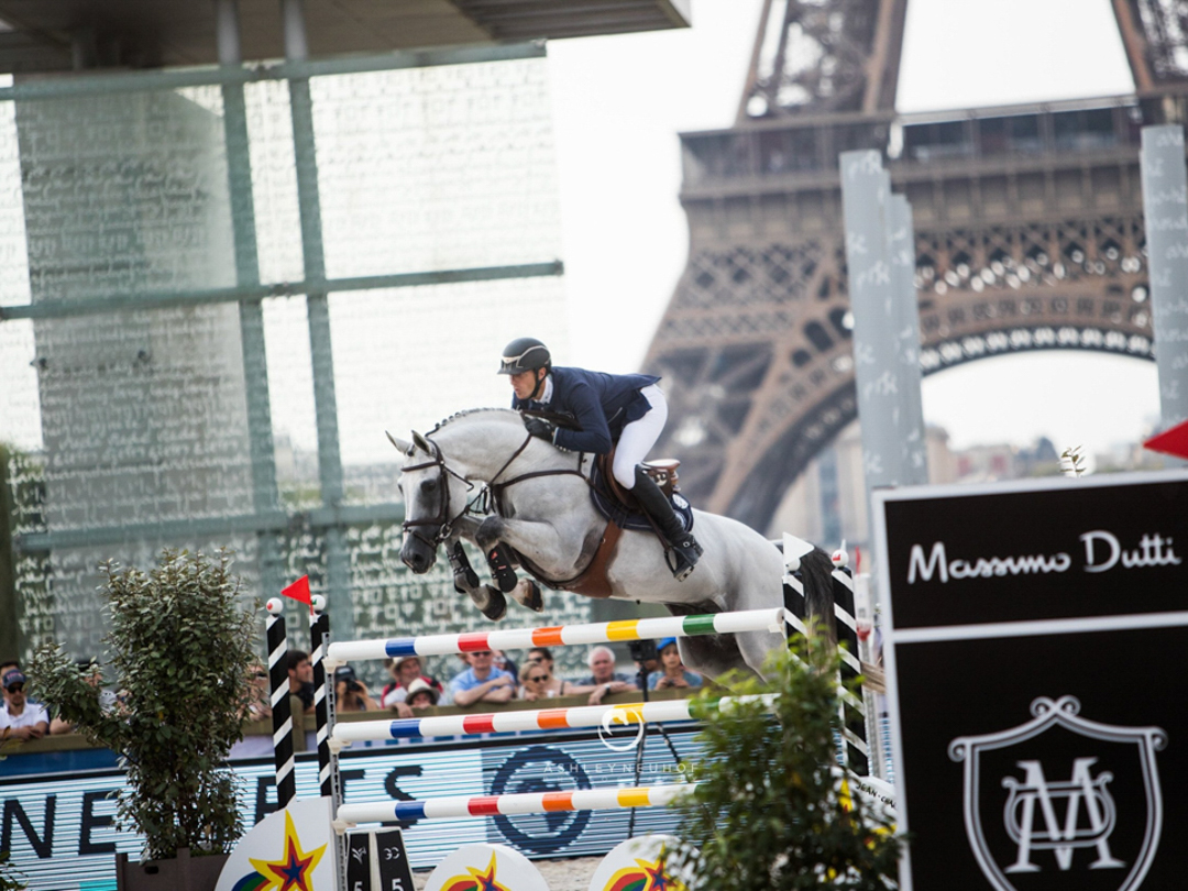 Gregory Wathelet and Mjt Nevados S at GCL Paris. Photo by Ashley Neuhof Photography.