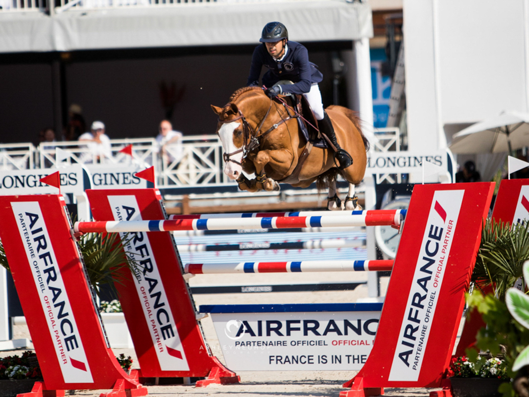 Nayel Nassar and Lutz and GCL Monaco. Photo by Ashley Neuhof Photography.