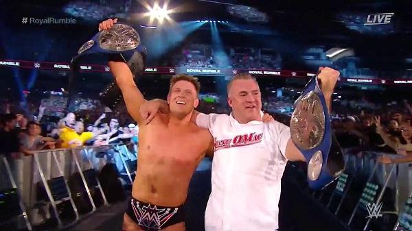 Photo Source: Wrestling Inc.