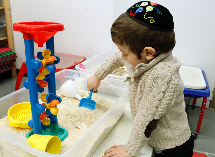 Sensory Integration & Sensory Processing is an integral part of OT services - Sensory processing/integration is the neurological process of organizing the sensation/information that we receive from our bodies and the environment in order to respond appropriately to environmental demands.At Beth Osten & Associates, occupational therapists are educated in assessing and providing interventions to address sensory challenges involving processing & integration.