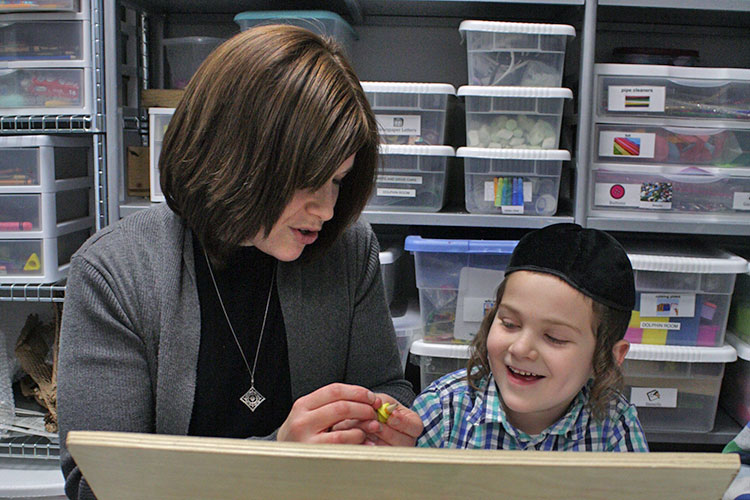 Comprehensive evaluations are conducted by occupational therapists in order to fully understand the needs of your child. - Goals and treatment plans are tailored to each child's individual needs. An important aspect of our approach is to evaluate and support an individual's functional performance across different environments. Occupational therapists are also available for home and school consultation as well as educational and IEP support.
