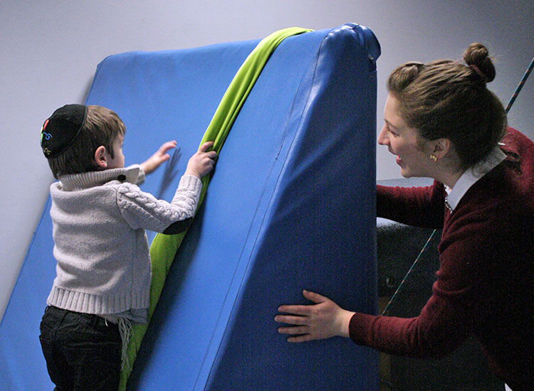 Physical therapy is a diverse field that involves working with children, adolescents, and adults with a broad range of diagnoses. - These diagnoses may include:•  Hypotonia (low muscle tone)•  Developmental delay•  Neurological diagnoses (ex: cerebral palsy)•  Toe walking•  Torticollis and plagiocephaly•  Pain•  Various genetic diagnoses •  and many more