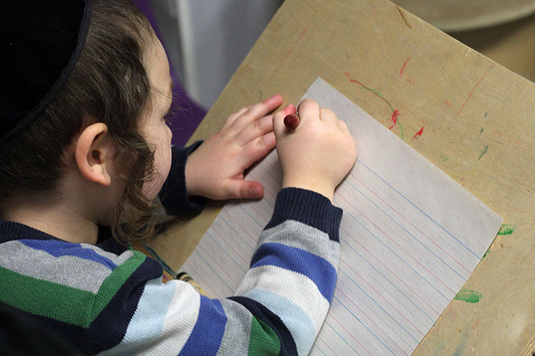What is Handwriting Without Tears? - Handwriting Without Tears instruction is used to review letter groups throughout the intensive. Groups are theme-based and engaging with developmentally oriented activities targeting fine motor skill development. The group focuses on jumpstarting and refining a child's fine motor skills and instilling confidence around fine motor demands.