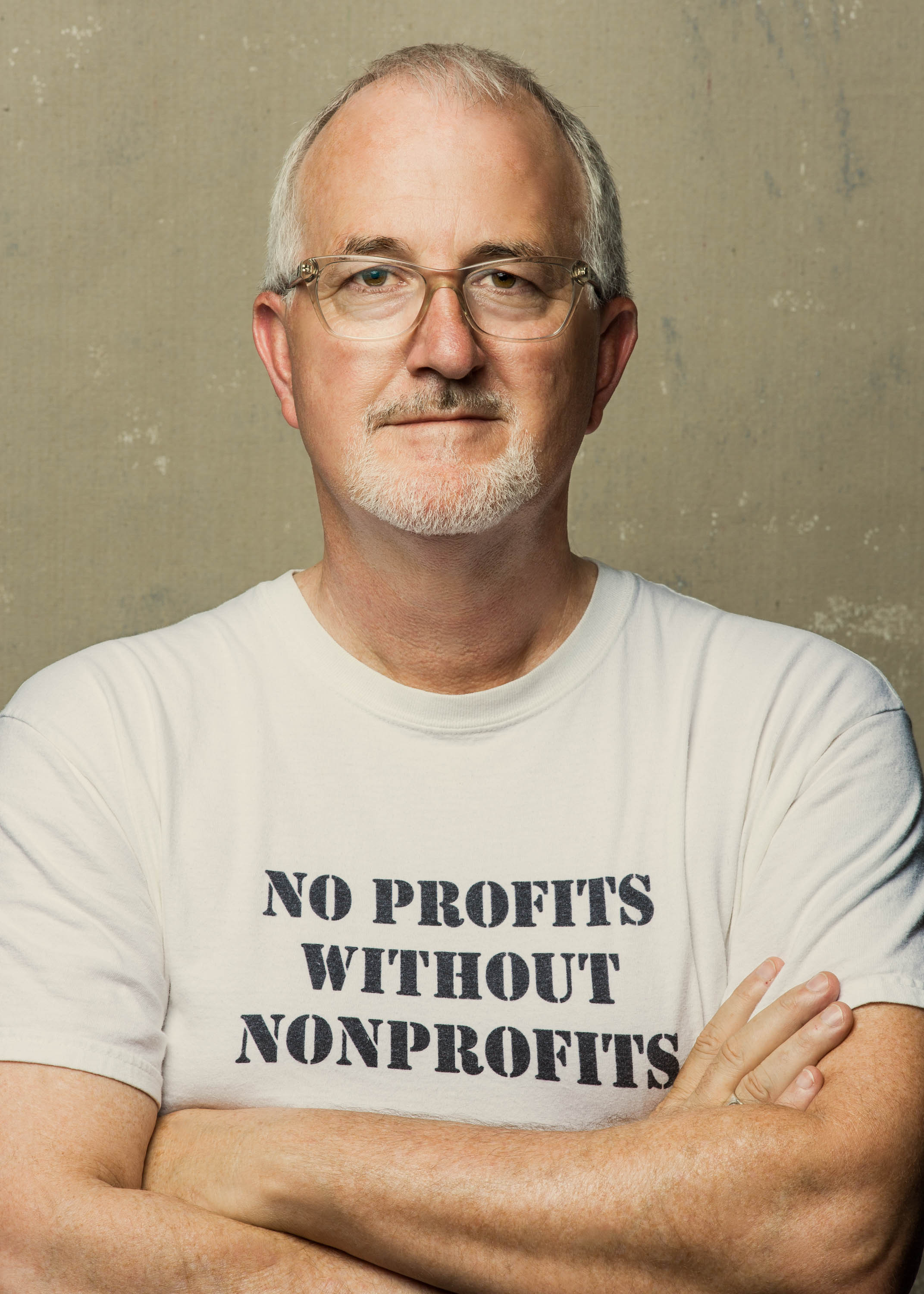Robert Egger no profits without nonprofits