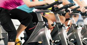Is Spin your Zen? Power Up in Teays Valley offers group spin classes weekly!