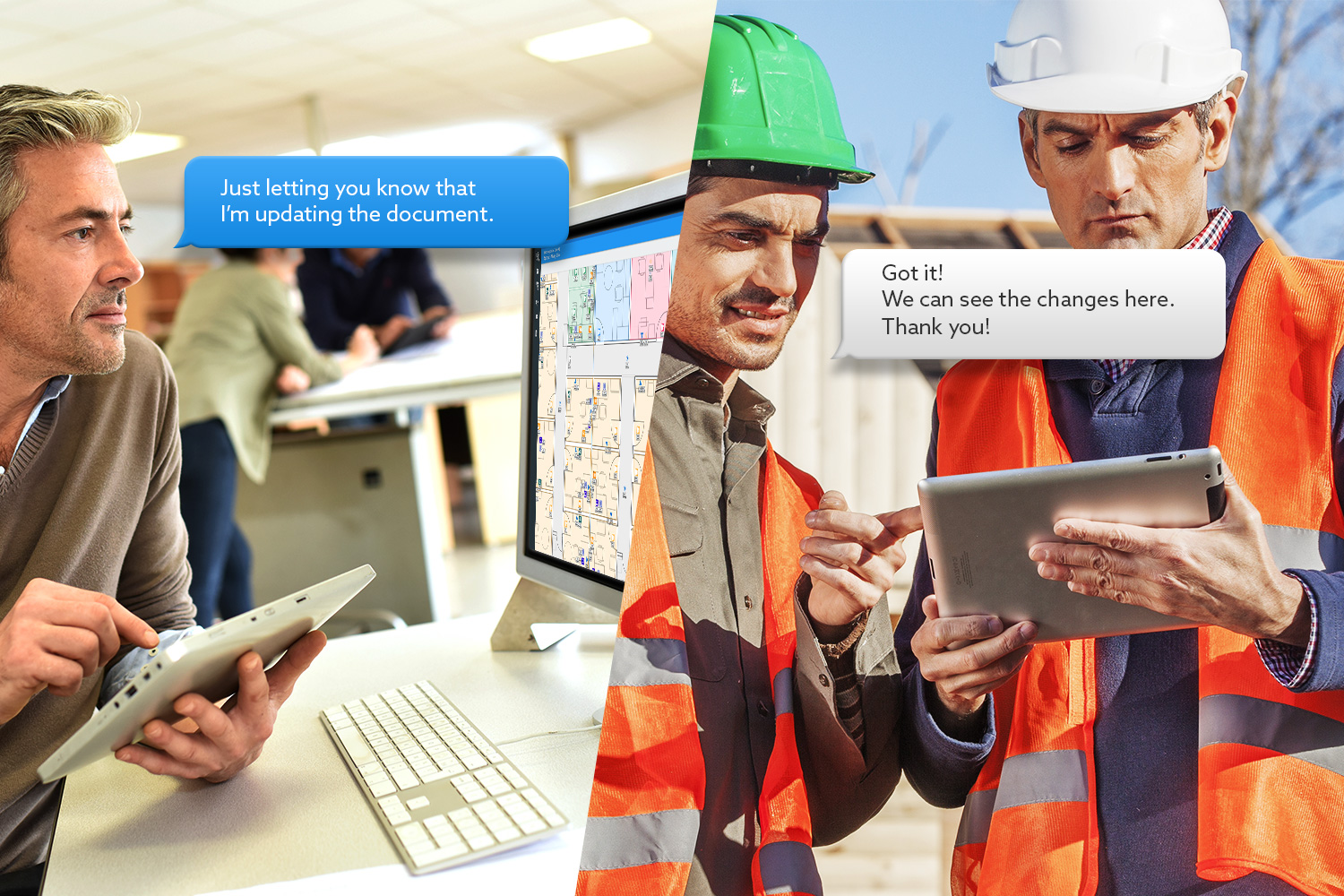 Construction Management - Design, build and deliver construction projects more easily by sharing design plans online and synchronizing construction markups with your central BIM model. Reduce costs and delays with enhanced web collaboration.