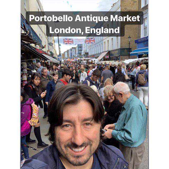 I was fortunate enough make it to the portobello antique market. #antiquemarket #portobellomarket #antiquehunter #treasurehunter #antiqueseller