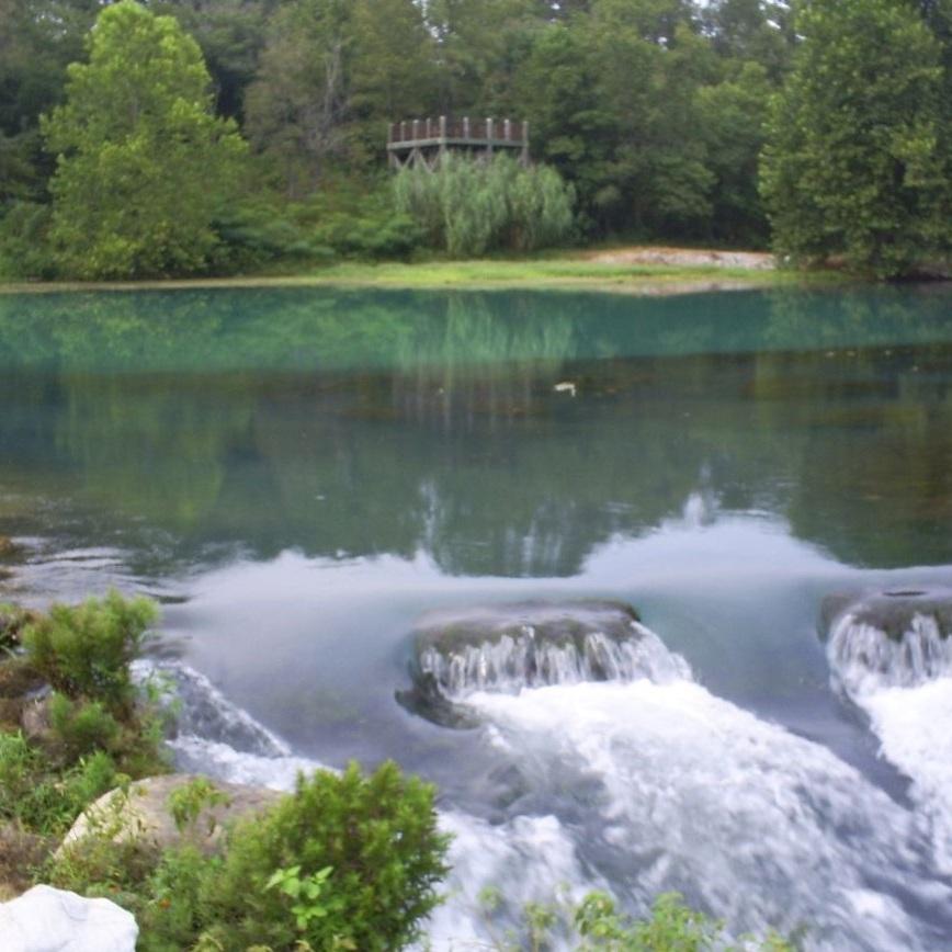 Mammoth Spring State Park -