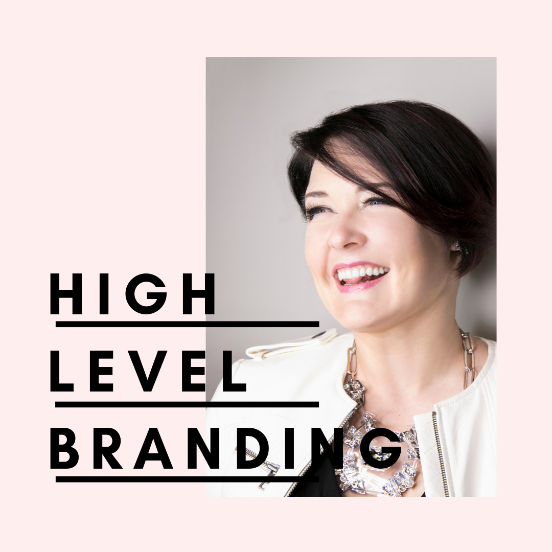 High Level Branding With Ali Craig