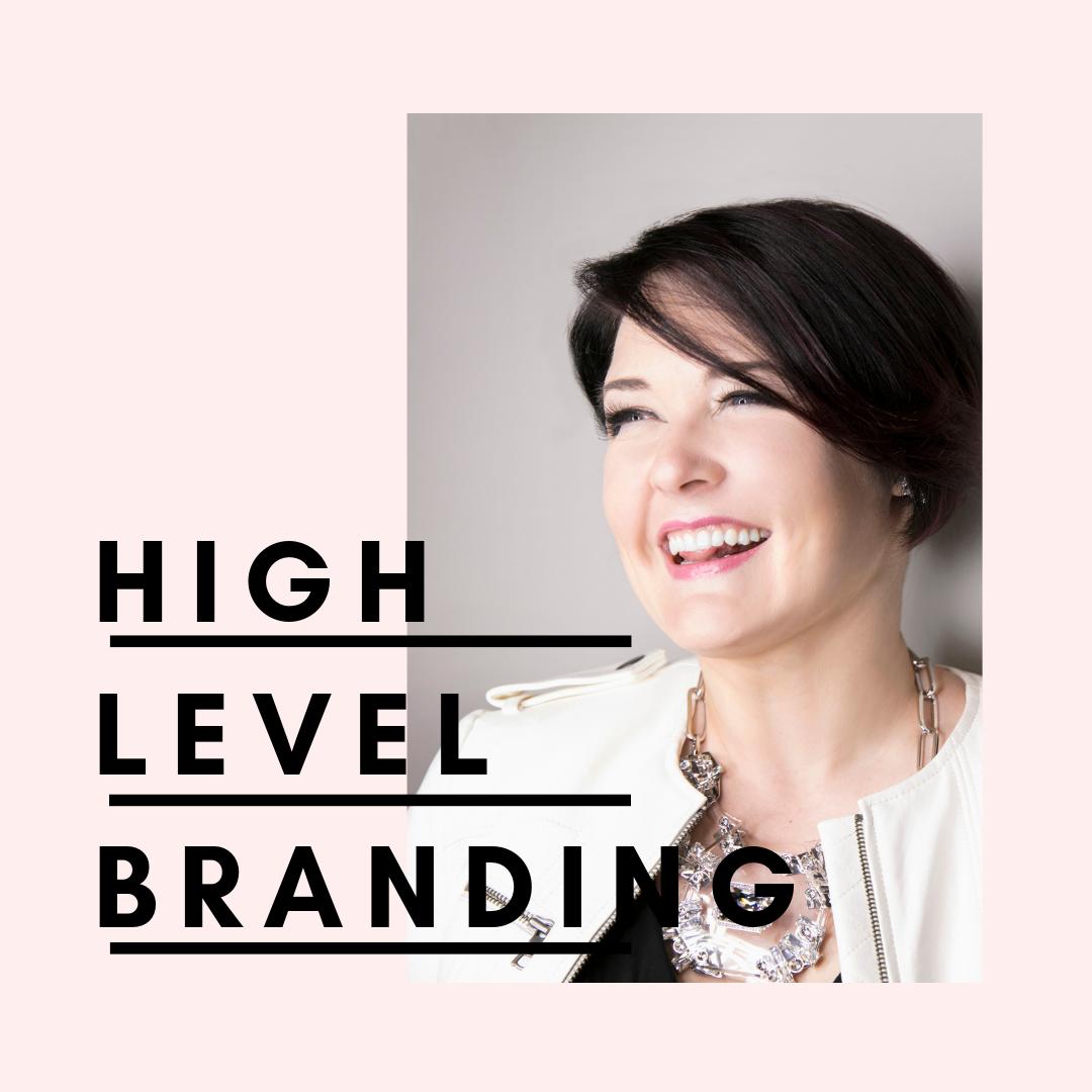 High Level Branding With Ali Craig