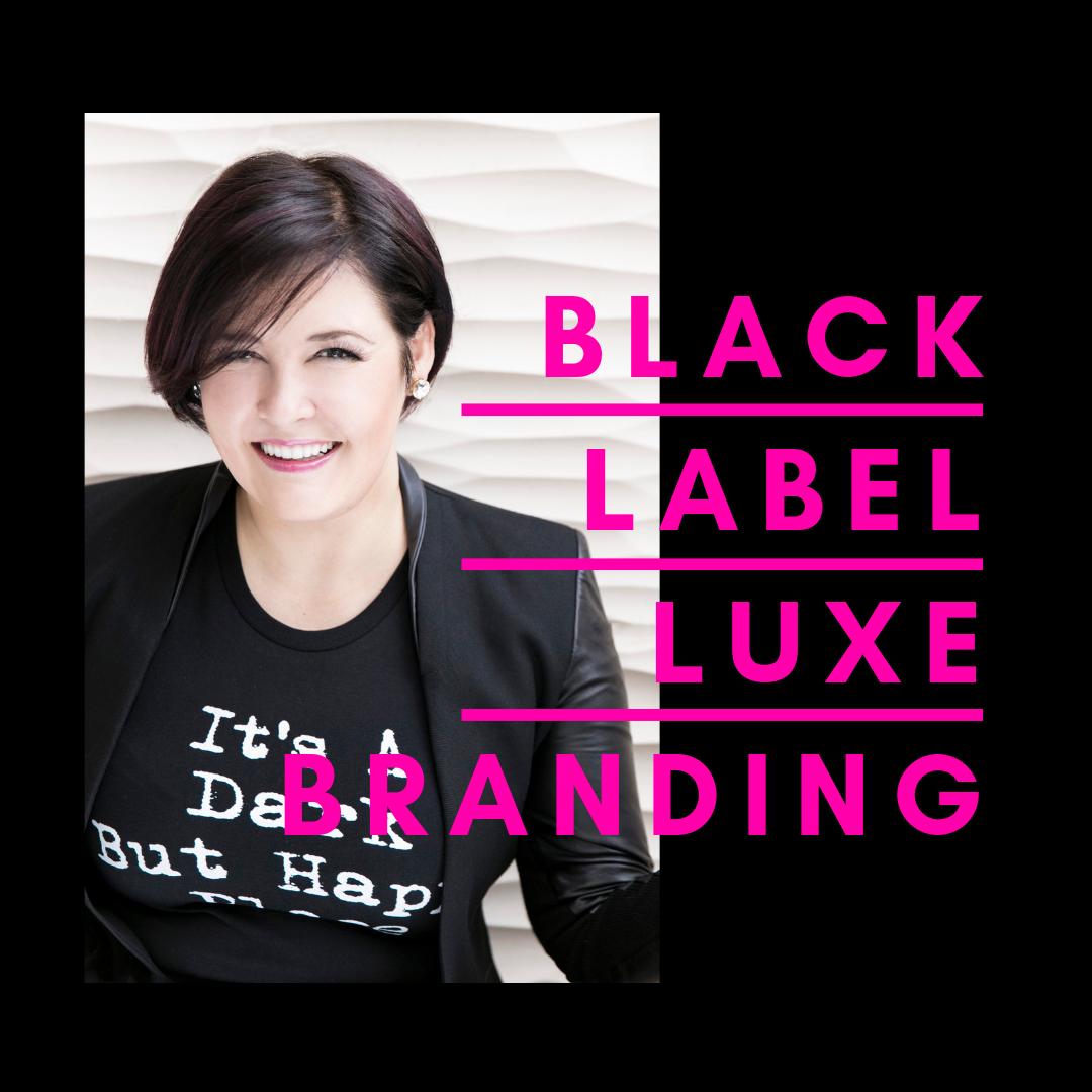 Black Label Luxe Branding Ali Craig