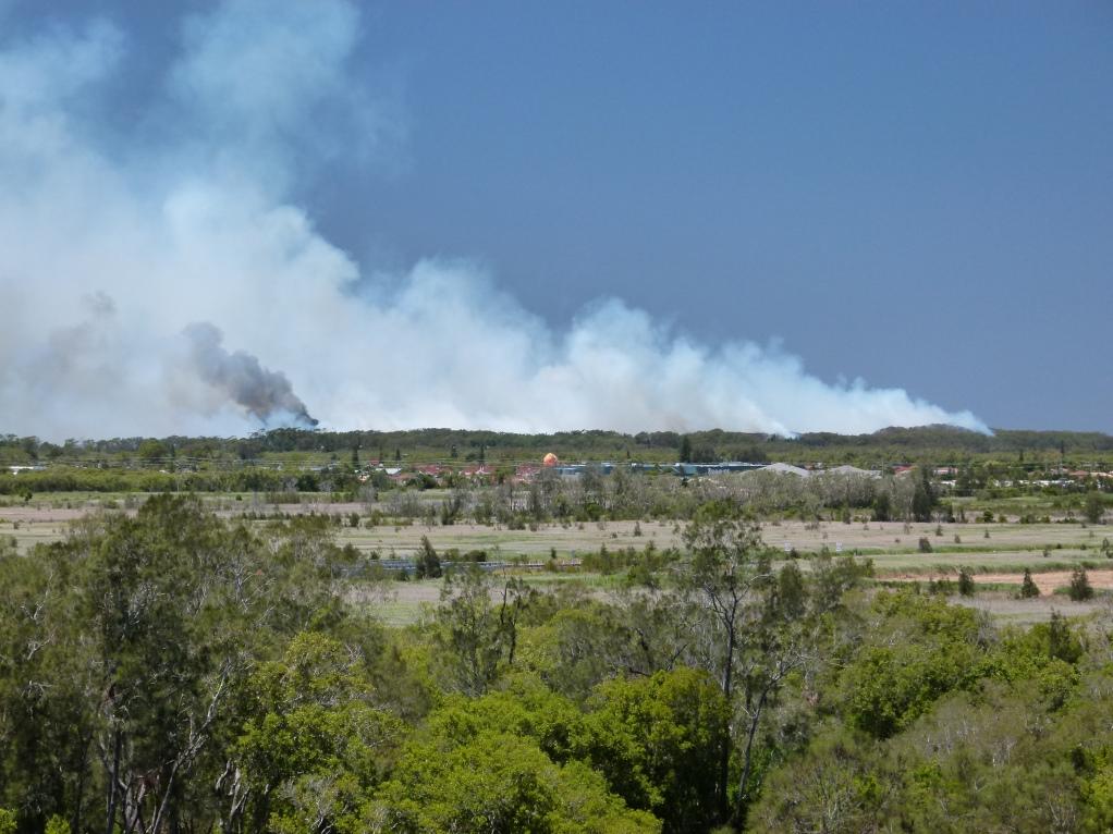 Bushfire South Ballina November 2016 - Bushfire Risk Assessment