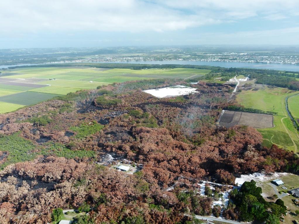 Bushfire South Ballina November 2016 - BAL