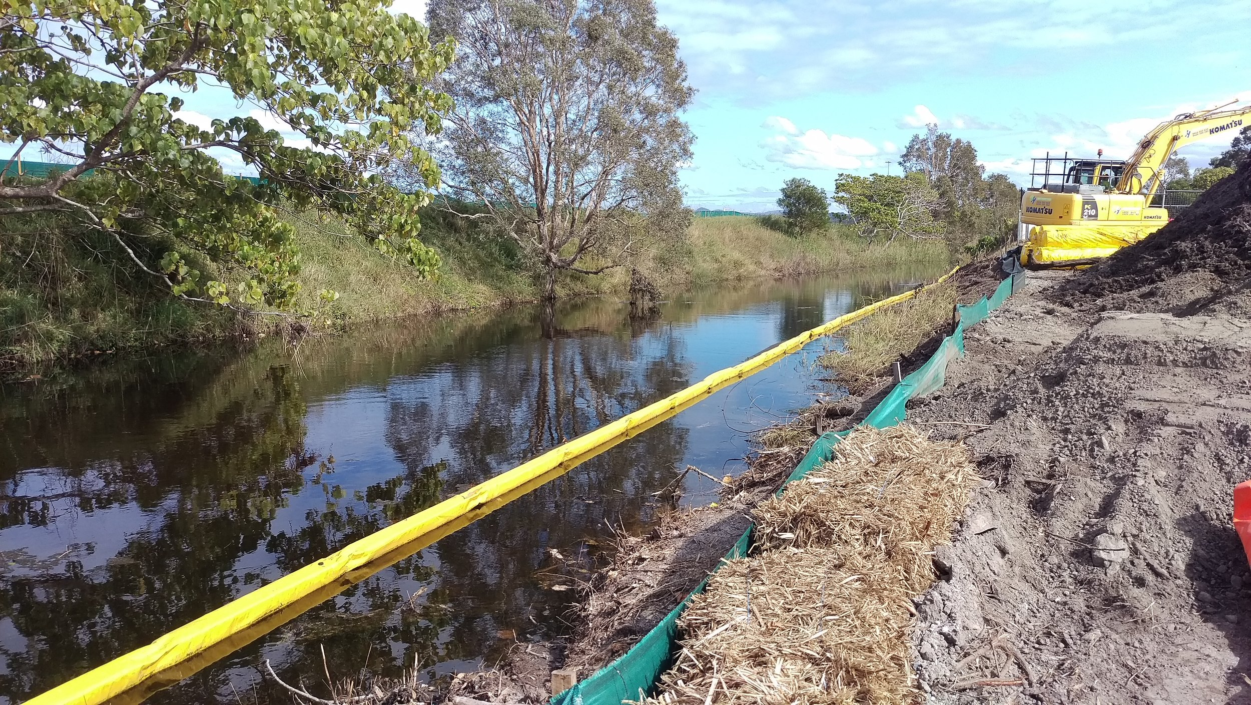 Environmental compliance monitoring