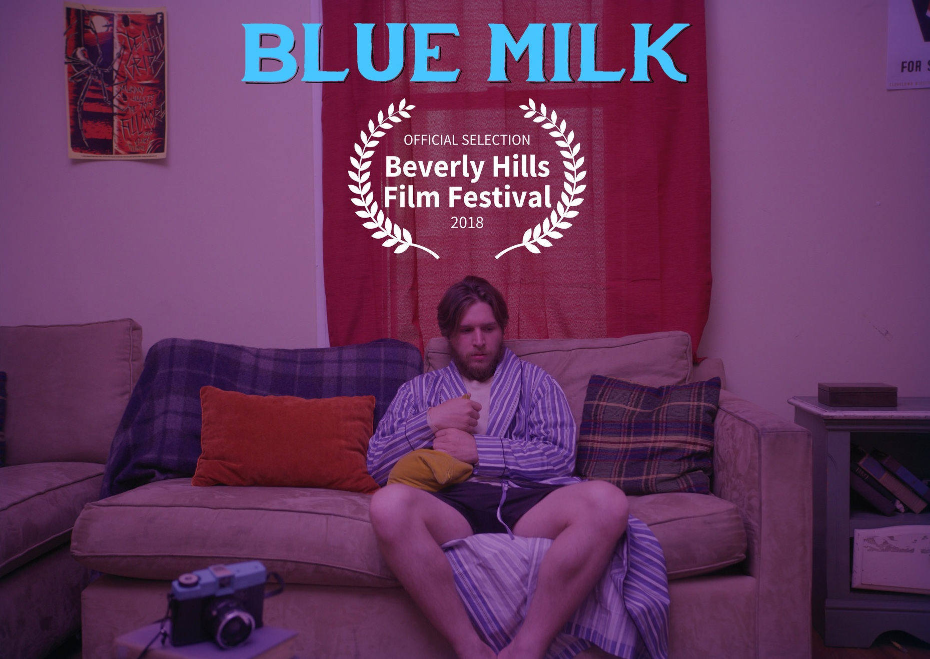Blue milk - What a strange delivery…