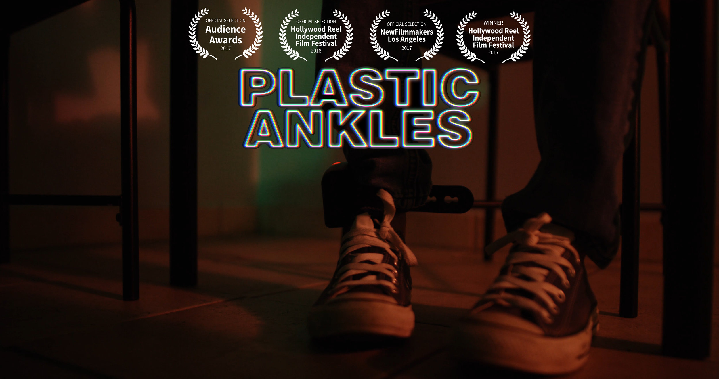 Plastic ankles - Justice doesn't always equal the law.
