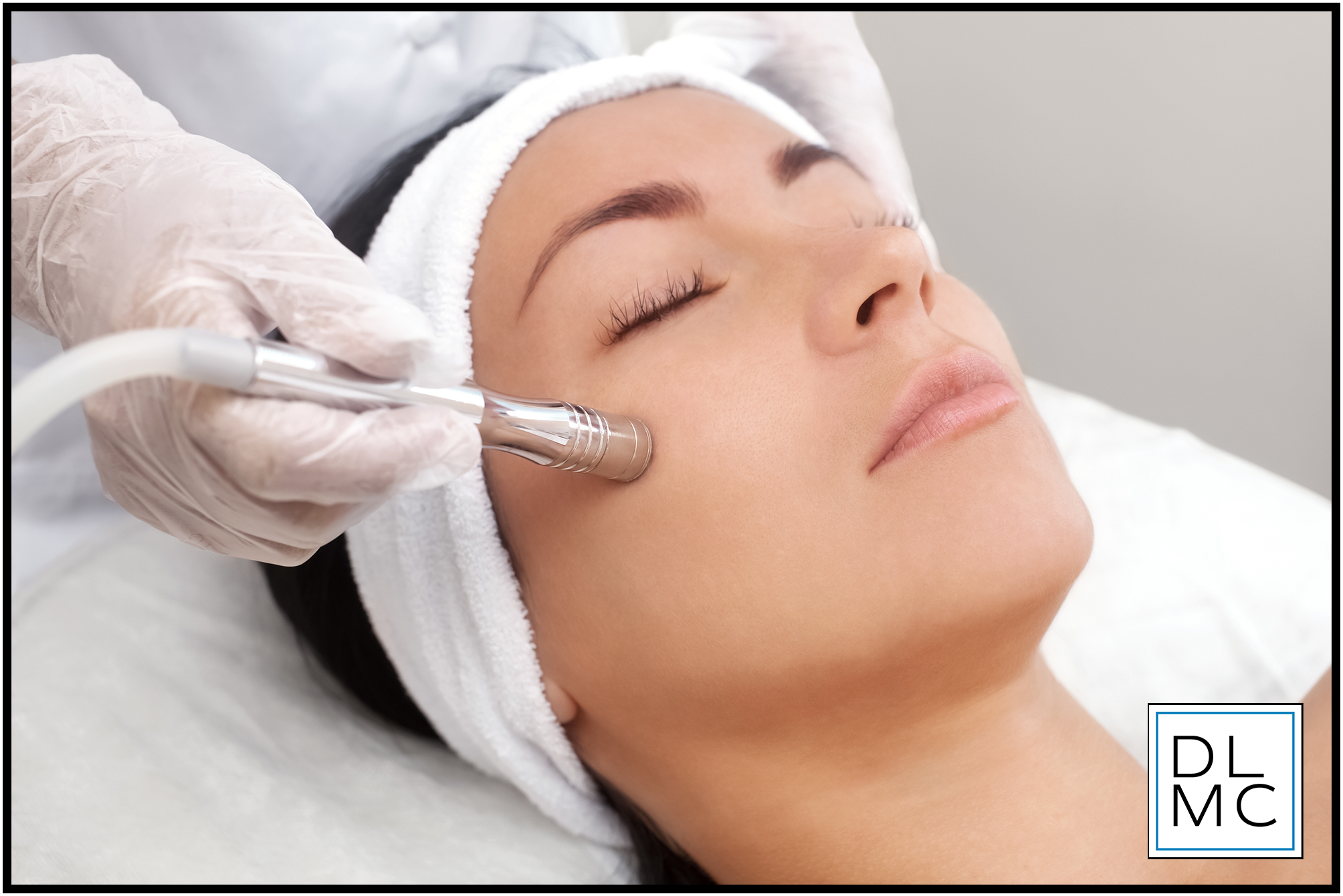 Microdermabrasion - Microdermabrasion is a minimally invasive procedure used to renew overall skin tone and texture. This is a painless procedure that uses a special diamond tip applicator with an abrasive surface to gently sand away the thick outer layer of the skin. You can expect for the treated area to be a little pink for a few hours after your treatment.What problems can it help with?It can improve the appearance of sun damage, wrinkles and fine lines, age spots, acne scarring and melasma.