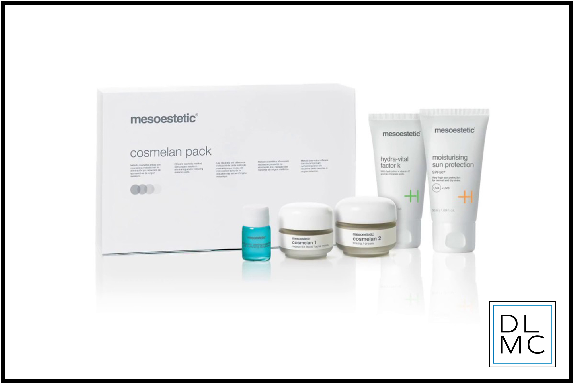 Cosmelan - Cosmelan is a deep, exfoliating peel that improves texture and pigmentation. It's applied in a physician's office and left on the skin for 8-10 hours, then the peeling will occur over 10-15 days.What problems can it help with?• Brightens skin tone and dark spots• Resurfaces skin• Reduces the appearance of hyperpigmentation• Improves the appearance of fine lines and wrinkles
