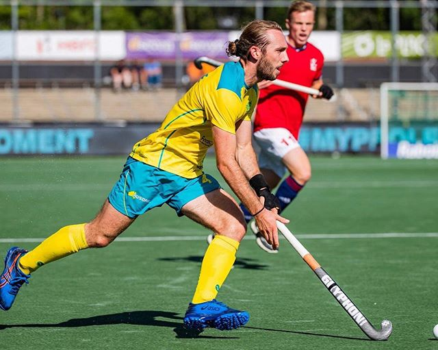 We're just over two weeks away from our next school holiday event and are thrilled to introduce our latest super coach, @jakeharvie98 who joins our incredible Activ8 coaching crew for our three day October camp series. 🎉🏑  After making his debut for Australia at 19 years old in November 2017, Jake has quickly emerged as one of the worlds best defenders. 🙌🏼  Being a regional athlete from WA, he can't wait to show off all of his trophies to participants and share his advice which helped Australia win gold at the World League, Commonwealth Games and Champions Trophy.🥇   Jake also received best junior player at Champions Trophy last year and was a top five 2018 nominee for FIH world junior player of the year. 🌍🏆🏑  When he isn't working hard on the field, Jake can be found studying for his Physiotherapy degree or at the beach surfing and playing his guitar. 🎸   We still have a handful of tickets left, so head to our profile bio or google activ8 hockey to be coached by Jake!