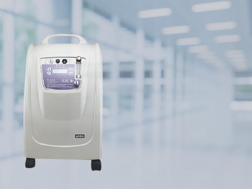 Oxygen Concentrator - เครื่องเพิ่มความเข้มข้นของออกซิเจน