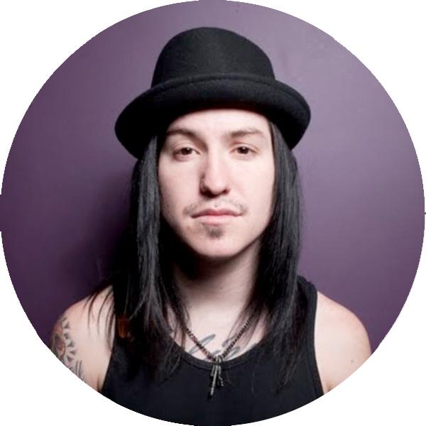 Craig Mabbitt - Vocalist, Escape The FateLos Angeles, California