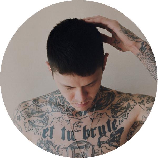 Sean Risley - ModelBrooklyn, New York